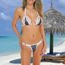 (2XL) 44. New Prestige, Barberry bikini, triangle top, thong. Free shipping