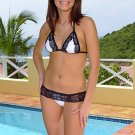 (L) 40. New Prestige, Myrtle bikini, triangle top. Free shipping!