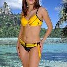 (S) 36 .New Prestige, Celebes bikini, underwire bra. Free shipping!