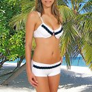 (S) 36 .New Prestige, Tobago bikini, underwire bra, short. Free shipping!