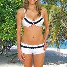 (M) 38 .New Prestige, Tobago bikini, underwire bra, short. Free shipping!