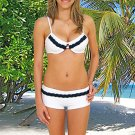 (5XL) 50. New Prestige, Tobago bikini, underwire bra, short. Free shipping!
