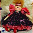 Doll 9 inch ANGELS - Buttons & Bows - The Kingwood Collection sewing pattern