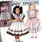 Daisy Kingdom Pinafore, Dress size 5 Simplicity 0662