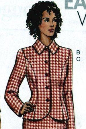 Vogue Petite Top n Skirt size 14 16 18 / 7690