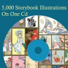 5000 VINTAGE CHILDREN'S ILLUSTRATIONS