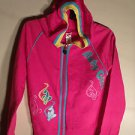 LADIES BABY GIRL JUNIOR SIZE SWEAT TOP SIZE MED PINK
