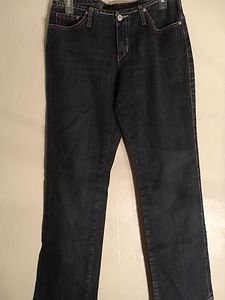 SOMETHIN' ELSE FROM SKECHERS LADIES JEANS PANTS SIZE 1