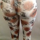 TRUE ROCK LADIES LEGGING L/XL
