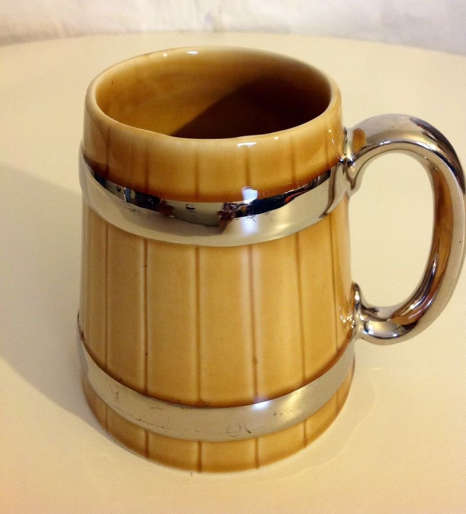 WADE IRELAND BARREL SHAPE MUG