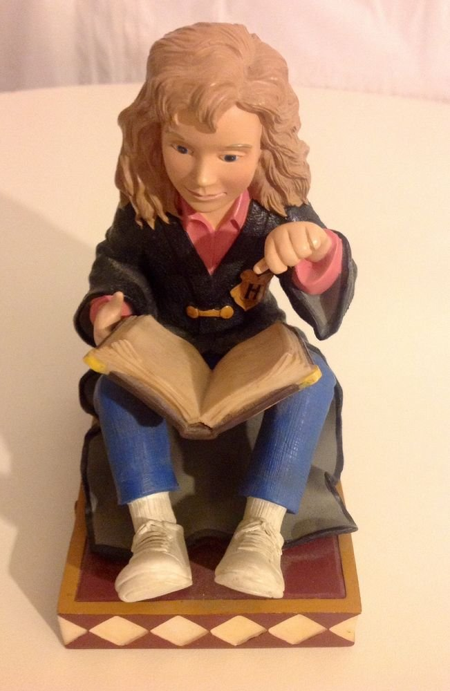HERMIONE GRANGER MAGIC SPELL BOOK END