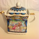 WILLIAM SHAKESPEARE 1564 - 1616 A MIDSUMMER NIGHT'S DREAM VINTAGE TEA POT