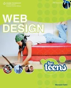 Web Design for Teens by Maneesh Sethi (2004, Paperback)