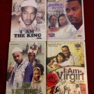 4 GREAT DRAMA  AFRICAN/GHANA MOVIE PCK