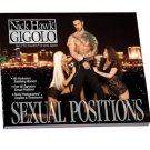 California Exotic Novelties Nick Hawk Gigolo Sexual Positions Book  Multi-Colore