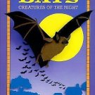 Bats : Creatures of the Night Level 2 by Joyce Milton (1993, Paperback)