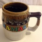 BAHAMAS Barrel  Coffee/Tea. Mug