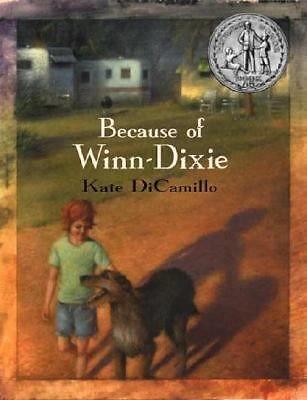 Because of Winn-Dixie, Kate DiCamillo, Good Book