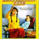 Mary Anne Saves the Day  The Baby-Sitters Club #4  1987 by Martin, An 0590435124
