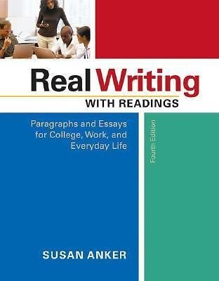 Real Writing With Readings by Anker