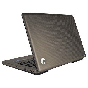 """HP G62-143CL Core i3-330M Dual-Core 2.13GHz 4GB 320GB DVD±RW 15.6"""" LED-Backlit Win7 Home Prem"""