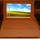 Mini Laptop 10 inch Netbook WiFi Webcam Windows -WHITE