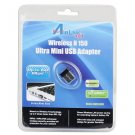AirLink 101 AWLL5088 150Mbps 802.11n Wireless LAN USB 2.0 Ultra Mini Adapter