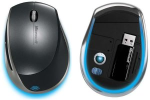 Microsoft Explorer Mouse BlueTrack Technology - 5BA-00001