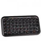 Wireless Mini Keyboard for iPad, iPhone, PDAs, Smartphones or PlayStation 3 (Black)