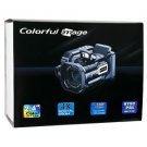 "5MP (Interpolated) 4x Digital Zoom Multifunction Camcorder w/2.4"" LCD"