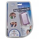 Pocket Video Digital Camera/Camcorder/PC Camera w/16MB Memory (Pink)