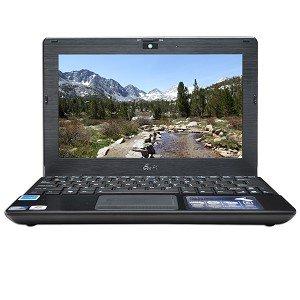 """ASUS Eee PC 1018P Atom N450 1.66GHz 1GB 250GB 10.1"""" LED Netbook Windows 7"""