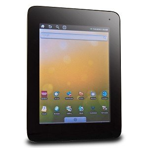 "7"" Velocity Micro Cruz 256MB+4GB Color Touchscreen"