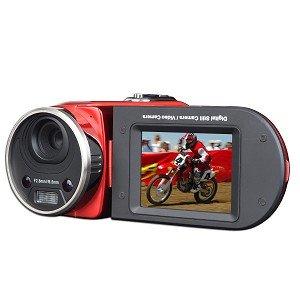 Mitsuba DV3000 16MP (Interpolated) SD/SDHC Digital Camcorder w/8x Digital
