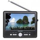 "7"" Axion AXN-8701 Portable Handheld Widescreen LCD"