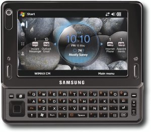 NEW Samsung Mondi Wi-Fi/WiMAX 4G Mobile Internet Tablet