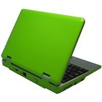 Brand New Netbook - green android