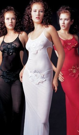 Wholesale sexy night gown only us$58.4for 0.5dozen and shipping #1015