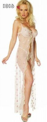 Wholesale sexy night gown only us$81.8 for 0.5dozen and shipping #1016