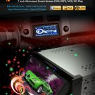 "7"" Touch Screen 2 Din Car DVD Player-GPS-Support iPod-Bluetooth-TV-Steering Wheel Control DVB-T"