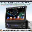 "7 "" 1 Din Car DVD MP3 Player TV Bluetooth Radio-ES816"