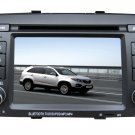 KIA sorento car dvd player gps radio ipod usb 800*480
