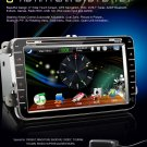 "7"" 2 Din HD Car DVD Players GPS Navi TMC Radio USB DVB-T PIP For VW Golf 5/6"