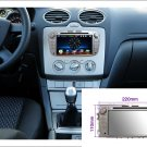 "7"" HD Ford Car DVD GPS Sat Nav DVB-T MPEG-4 980F"