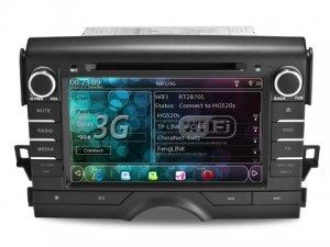 New 8 inch Car PC Toyota Reiz WIFI 3G Internet Surfing, GPS ,Car Audio