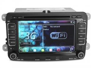 New Car DVD WIFI 3G GPS Car PC for VW Volkswagen Passat B6 Passat B7 CC Jetta