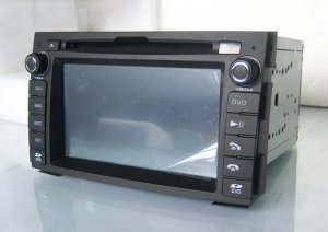 KIA CEED CAR DVD 2010-2011 with GPS ,Radio ,Bluetooth