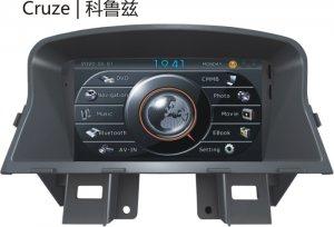 Car dvd player for chevrolet Cruze,Special design for Chevrolet Cruze