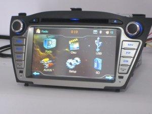 Hyundai IX35 auto DVD player