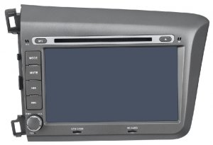 Special car dvd player for new Honda Civic 2012